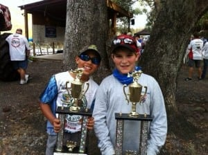 2013 Bartow Jr. High Winners