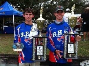 2013 Bartow winners