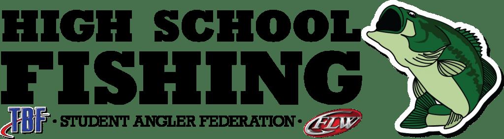 High School Fishing Logo