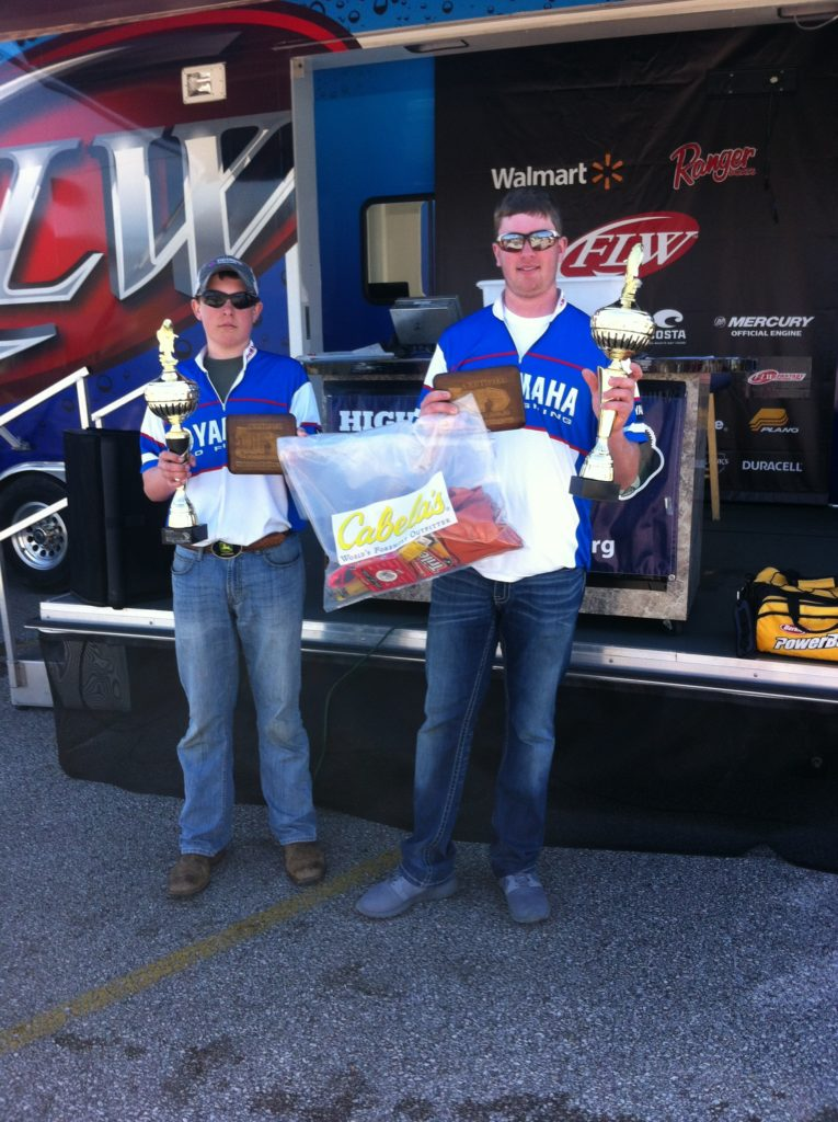 Indiana Winners and Certified angler Winners